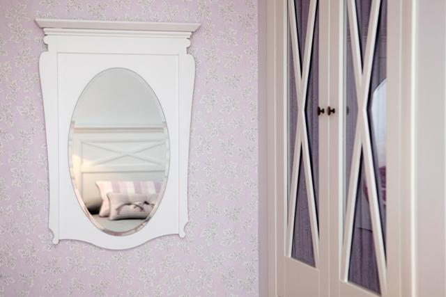 dormitorio juvenil espejo vestidor